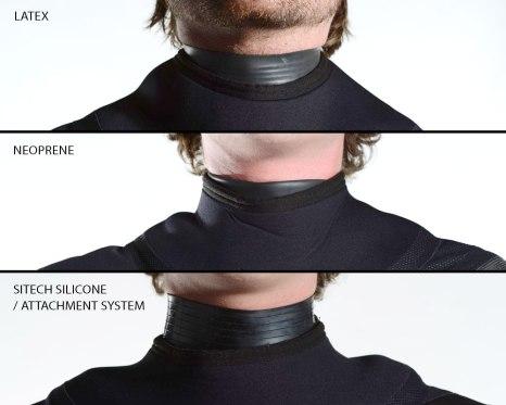 Fourth Element drysuit neck seals
